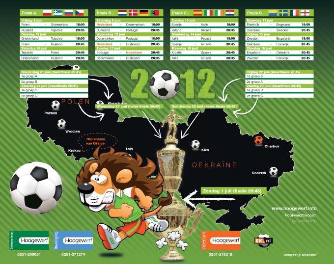 EK 2012 – Winnaar 'Ipad 3'